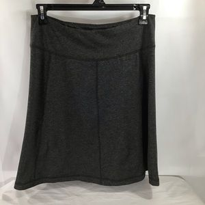 Patagonia gray skirt medium